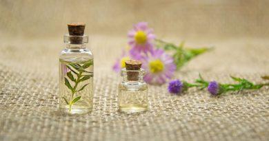 ¡Aceites esenciales en lugar de una crema antiinflamatoria!